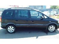 2000 VAUXHALL ZAFIRA 1.8 AUTO MPV 7 SEATS ( £995 or BEST OFFERS )