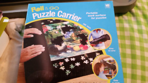 ROLL N GO PUZZLE CARRIER