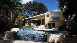 Maison a louer Lauderdale Isles