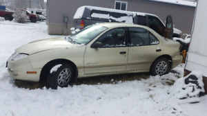 2003 Pontiac Sunfire 4 door
