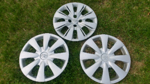 "Toyota 15"" hubcaps - wheel covers"