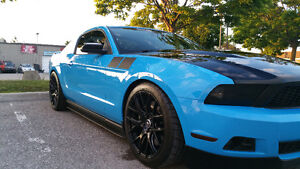 2012 Ford Mustang V6 PERFORMANCE PACK Coupe (2 door) custom