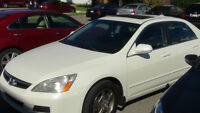 2006 Honda Accord Hybrid V-6