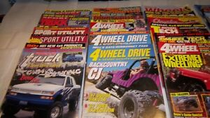 Various Automotive Magazines (1990's) Kitchener / Waterloo Kitchener Area image 4