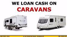 We loan cash on caravans and camper trailers! Joondalup Joondalup Area Preview
