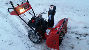 Mastercraft Snowblower - 8hp - 26""