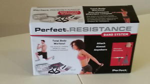 Perfect Fitness Band Resistance System