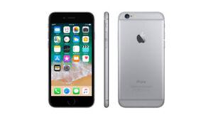 Iphone 6S 64GB unlocked ASM Wireless 6473503939