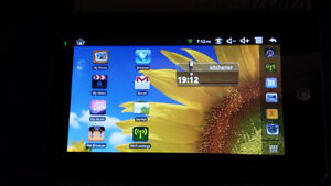 "Android 2.0 7"" Tablet $50.00 firm Kitchener / Waterloo Kitchener Area image 1"