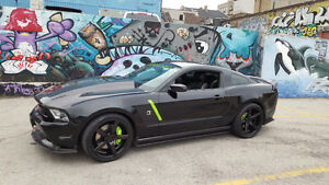 Immaculate Supercharged 2012 Ford Mustang