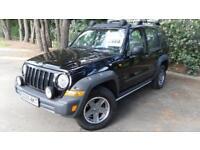 2005 (55) - Jeep Cherokee 2.8TD ( 161bhp ) 4X4 Renegade