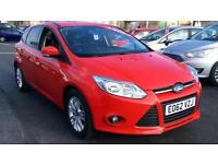 2012 Ford Focus 1.0 EcoBoost Edge 5dr Manual Petrol Hatchback