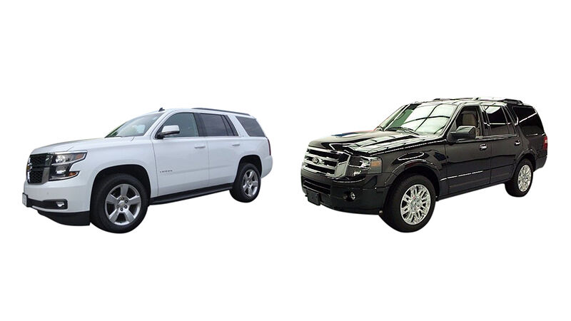 chevy tahoe vs ford expedition ebay. Black Bedroom Furniture Sets. Home Design Ideas