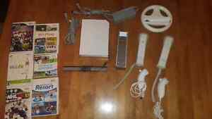 Nintendo Wii complete system