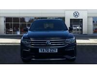 2021 Volkswagen Tiguan 2.0 TDI 4Motion R-Line 5dr DSG Diesel Estate Auto Estate