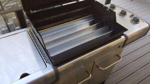 BBQ Heat Shields *Weber Genesis*