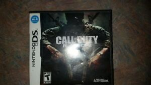 NINTENDO - DS - COD Black Ops