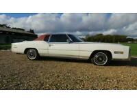 1977 Cadillac Eldorado COUPE , T TOP AUTOMATIC RARE EXAMPLE . PX TO CLEAR Coupe