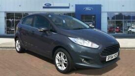 image for 2014 Ford Fiesta 1.25 82 Zetec 5dr Petrol Hatchback Hatchback Petrol Manual