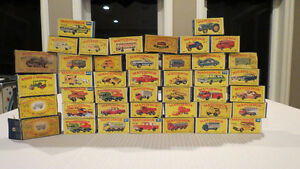VINTAGE MATCHBOX LESNEY BOXED COLLECTION London Ontario image 1