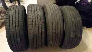 Four 225/65R17 All Season Tires (West Kelowna)