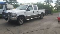 2003 Ford F350 super duty lariat fully loaded