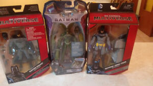 Batman DC comics multiverse figures