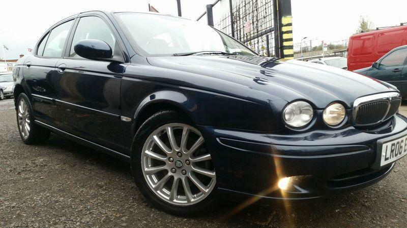 Jaguar X-Type 2.5I V6 S