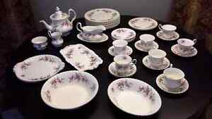 Royal Albert China - Lavender Rose - Made in England