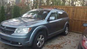 2010 Dodge Journey grey SUV, Crossover