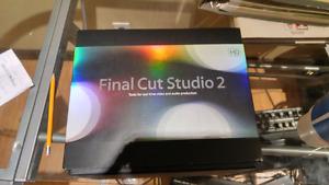 Final cut studio 2