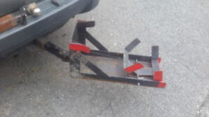 motorcycle trailer dolly