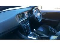 2014 Volvo V40 D2 R DESIGN with DAB and Media Manual Diesel Hatchback