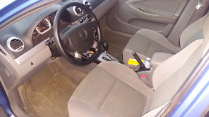 Chevy  Optra LS