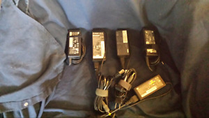 Lap top chargers