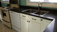 Ikea Model Lower Kitchen Cabinets For Sale