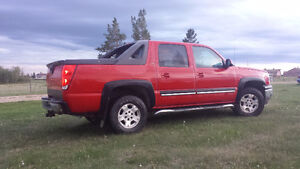 Avalanche  LT in good condition
