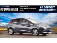 Ford Fiesta 1.0 EcoBoost 2014 Titanium - FREE INSURANCE!!!