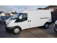 Ford Transit 2.2TDCi ( 100PS ) ( EU5 ) ( RWD ) 350M Med Roof Van Long Wheel Base