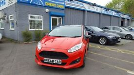 Ford Fiesta Zetec 1.0 80PS Start/Stop (red) 2014