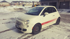 2012 Fiat 500c Coupe (2 door)
