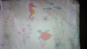 Under the Sea Bed Sheet Set- Single Bed