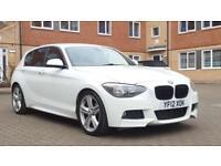2012 BMW 116d 2.0 MSport