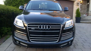 2007 Audi Q7 SUV, SLINE,Nevigation,led lights,5 Seats