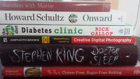 For Sale ~ Diabetes Clinic, Tues With Morrie, and more!