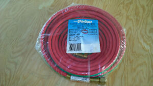 Oxy-Acetylene Hose, Brand New, Made in USA.