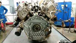 Dodge Cummins/Ford Powerstroke/Chevey Deramax Re-man Engines