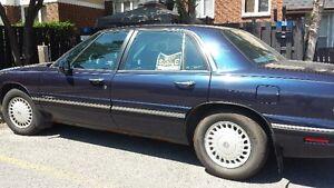 1998 Buick LeSabre navy Sedan