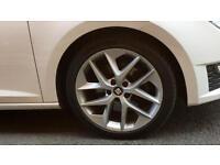 2014 SEAT Leon 2.0 TDI 184 FR 3dr Manual Diesel Hatchback