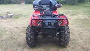 2004 yamaha kodiak 400 4x4 automatic